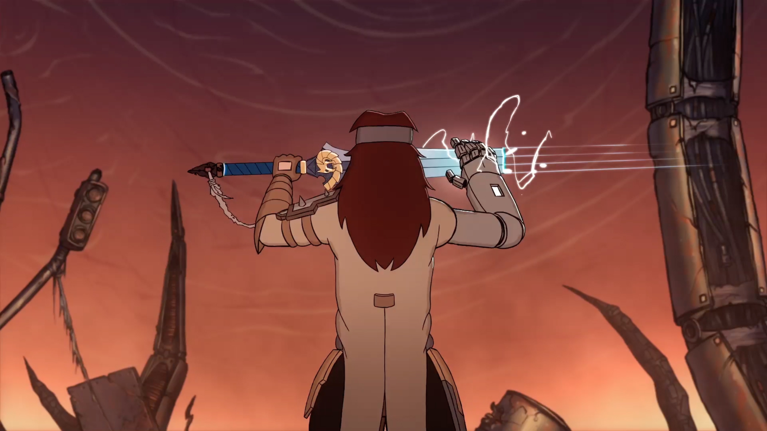 Horae an ambitious RPG full of epic monsters and legendary stories