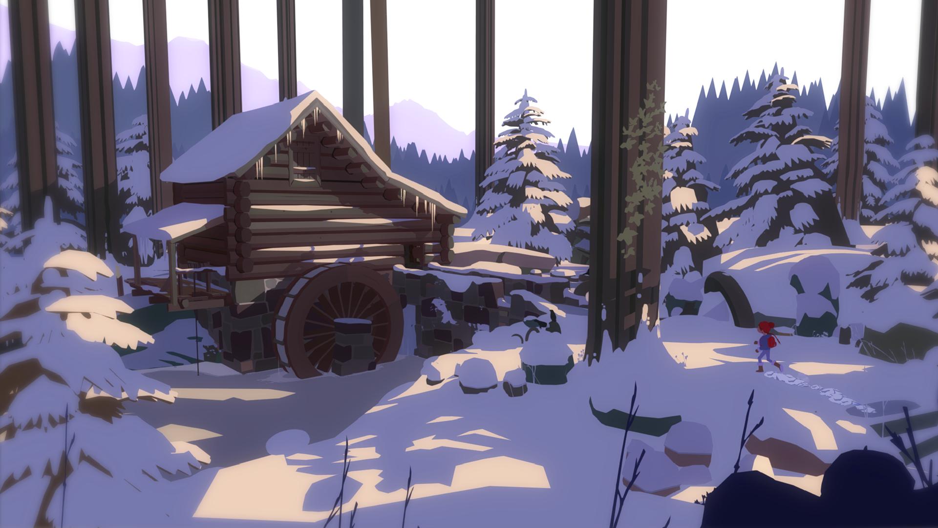 Röki is an adventure game inspired by Scandinavian folklore